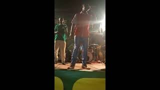 Adeba Konan pour le live