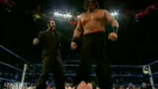 Great Khalis First WWE appearance.