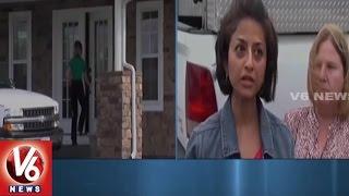 Kansas People Reaction After Srinivas Kuchibhotla Murder | V6 USA NRI News