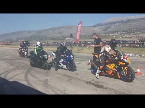 Moto Race 402 m. Auto Moto Street Show 2020