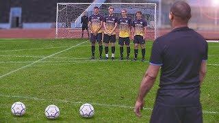Free Kick Shooting Tutorial w/ ROBERTO CARLOS