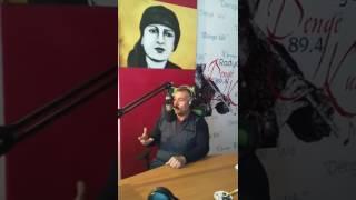 Hemê Hacî mêvanê Radyo Dengê Kurdî