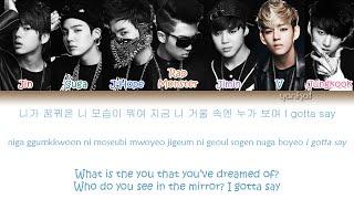 BTS (Bangtan Boys (방탄소년단) - No More Dream (Color Coded Han|Rom|Eng Lyrics)