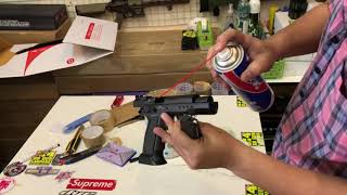 KWC75  TAC Modelปืนบีบีกันระบบแก็สCO2
