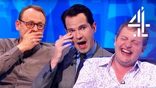 ALL THE TIMES MILES JUPP COMPLETELY LOSES IT & LAUGHS!! | 8 Out Of 10 Cats Does Countdown