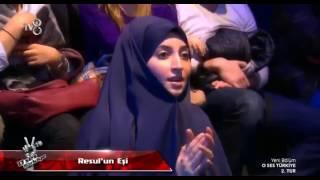 Resul Aydemir (Misal) 'Gençliğim' Ses Türkiye 2.Tur
