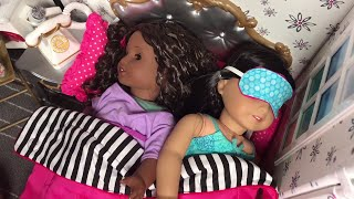 American Girl Grand Hotel Morning Routine