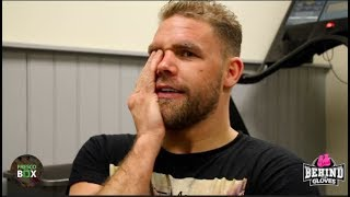 EXCLUSIVE: BILLY JOE SAUNDERS BRUTALLY HONEST ASSESSMENT OF CHRIS EUBANK JR LOSS TO GEORGE GROVES