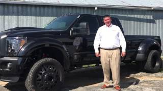 2016 Ford Super Duty F-450 DRW Tuscany Black Ops