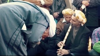 Gasba danseurs en transe  33  قصبة وراقصون في غيبوبة