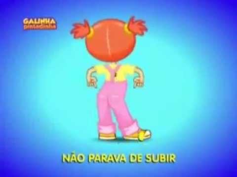 Formiguinha DVD Galinha Pintadinha 2