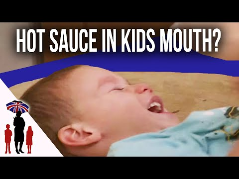 Xxx Mp4 Dad Puts Hot Sauce In Son S Mouth To Discipline Him Supernanny 3gp Sex