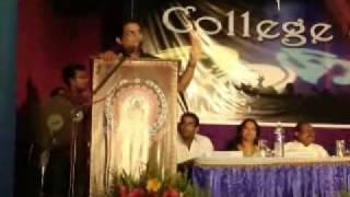 Jagathy Talks Abt Nayanthara.wmv