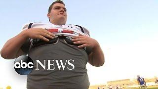California High School Student Seen as Big Football Prospect