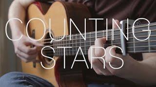 OneRepublic - Counting Stars - Fingerstyle Guitar Cover By James Bartholomew