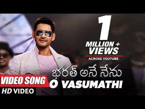 Xxx Mp4 O Vasumathi Full Video Song Bharat Ane Nenu Video Songs Mahesh Babu Kiara Advani 3gp Sex