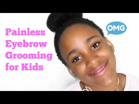 Xxx Mp4 Kids Eyebrow Tutorial Preteen Eyebrow Grooming 3gp Sex