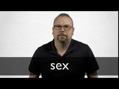 Xxx Mp4 How To Pronounce SEX In British English 3gp Sex