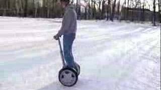 Segway Snow Tires