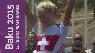 Women's Mountain Bike Full Replay   Mountain Bike   Baku 2015 European Games