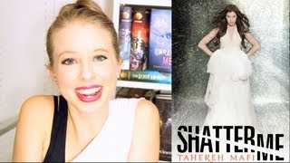 SHATTER ME BY TAHEREH MAFI | booktalk with XTINEMAY