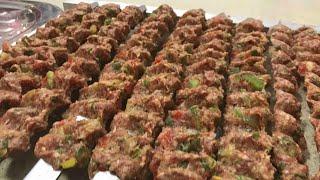 آموزش خوشمزه ترين كبابي كه خوردم كباب پاكستاني به روايت آشپزباشي javad javadis  seekh kebab سيخ كباب