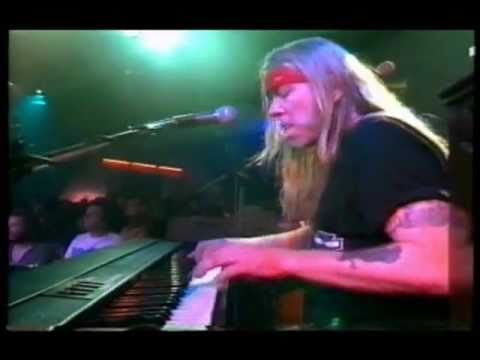 AMAZING The Allman Brothers Band One Way Out Germany 1991