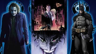 Does DC comics go full SJW with BATMAN WHITE KNIGHT?