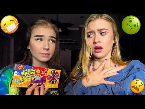 BEAN BOOZLED CHALLENGE DISGUSTING