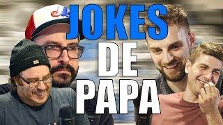 Jokes de Papa - GaboomFilmsQc vs Le Jeu, C'est Sérieux