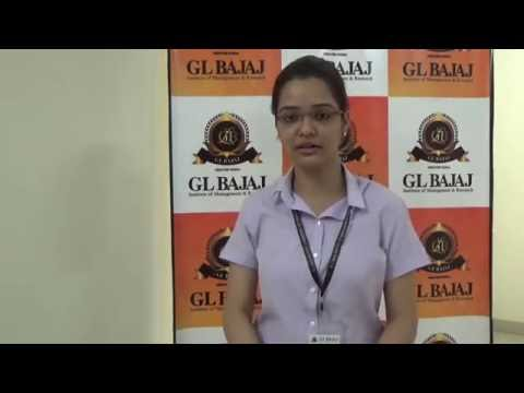 PGDM Batch 2016 - 18 Kanika Singh shares her experience of the Induction
