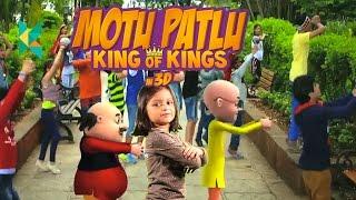 Motu Patlu: King of Kings in 3D Movie Review Hindi : Motu aur patlu ki jodi song dance  movie 2016
