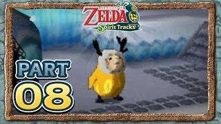 The Legend of Zelda: Spirit Tracks - Part 8 - Anouki Village!