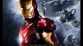 Iron Man All Cutscenes Movie (Game Movie) FULL STORY