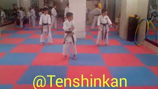 Tenshinkan Karate_Do Iran
