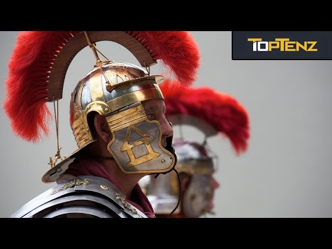 Xxx Mp4 Top 10 Horrifying Facts About The ROMAN LEGIONS 3gp Sex