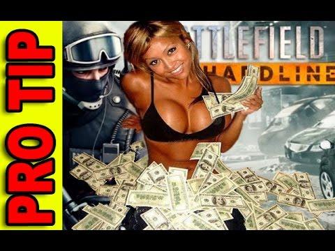 watch Battlefield Hardline Pro Tip Szybkie I Latwe Pieniądze