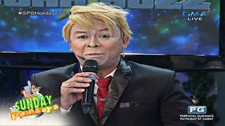 Sunday PinaSaya: Donald Trumpet, gustong gayahin si Juterte?