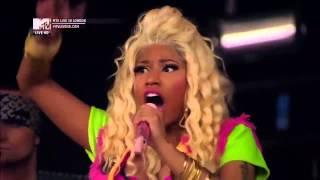 Nicki Minaj Monster Live Wirelees Festival
