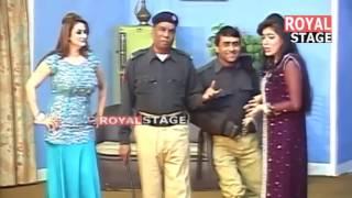 Sxi Afreen Khan , Nasir Chinyoti & Amant Chan Best   Pakistani Punjabi Stage Drama Full Comedy HD