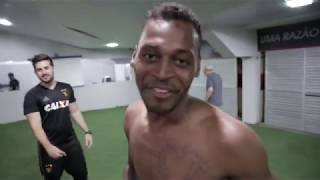 Bastidores de Sport 1x0 Bahia