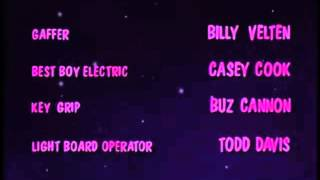 Barney's Imagination Island Credits