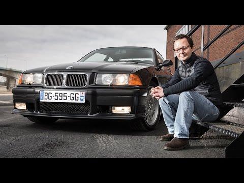 1993 BMW M3 E36 ESSAI Mythique Magique et Magnétique