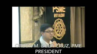 PSME-CRSA 1st BOD Meeting Y2016
