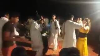Firing killed some people on Mujra