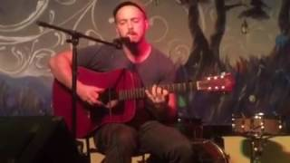 Ryan Gibson- Heaven Heal Your Faithless Heart- Live at Electric Maid DC