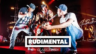 RUDIMENTAL - Live at Glastonbury 2015