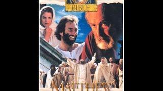 Film complet : L'Evangile de Matthieu - La vie et les paroles de Jésus-Christ