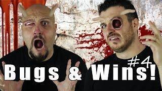 BUGS & WINS! Sono Tornati i Migliori Bug nei Videogames