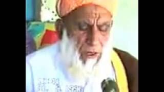 Maulana Ahmad Ali Jan Ashora Pashto Bayan Charsadda 31-5-1996 Video Khyber Pukhtun Khawa KPK